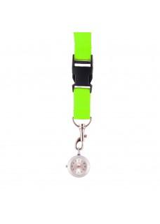 Reloj colgante para Enfermeras Verde Lima