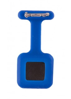 Reloj de Bolsillo Cuadrado Azul