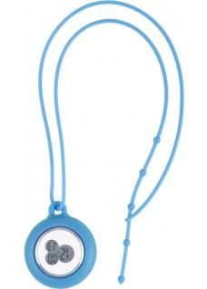 Reloj silicona cordón Azul