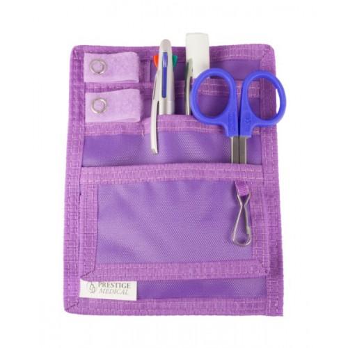 Organizador de bolsillo para enfermera color Morado + accesorios GRATIS