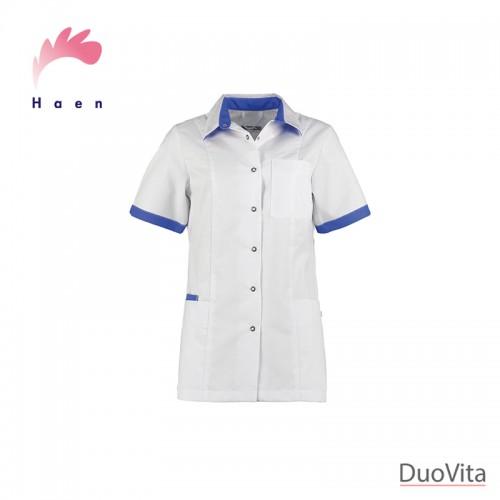 Haen Casaca Sanitaria Fijke White/Royal Blue