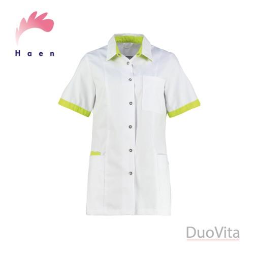 Haen Casaca Sanitaria Fijke White/Sulfur Yellow