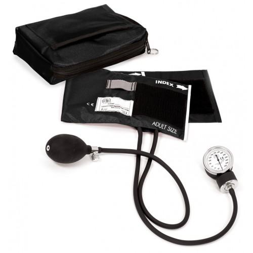 Esfigmomanómetro Aneroide Premium con Funda Negro