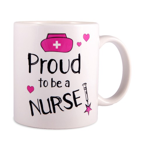 Taza Proud to be a Nurse 2