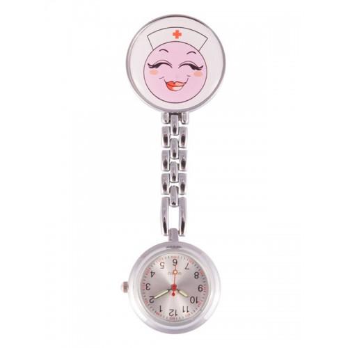 Reloj Enfermera Smiley Enfermera