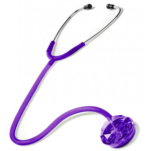 Estetoscopio Clear Sound Diamante Violeta