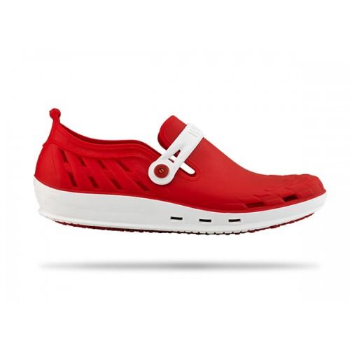 Wock Nexo 01 Blanco / Rojo