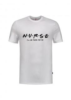 Camiseta Nurse For You Blanca