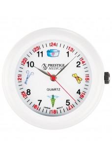 Reloj para estetoscopio Blanco