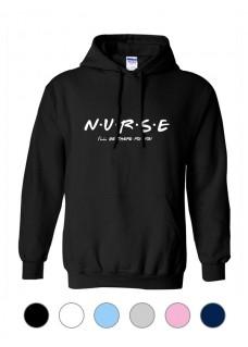 Sudadera Gildan Nurse For You