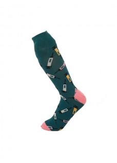 Calcetines Happy Jeringuillas para Mujer