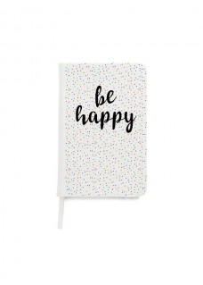 Cuaderno A5 Be Happy