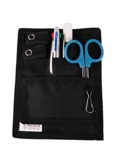 Organizador de bolsillo para enfermera color Negro + accesorios GRATIS