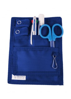 Salvabolsillos Organizador Azul + accesorios GRATIS