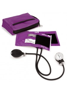 Esfigmomanómetro Premium aneroide con Funda Violeta