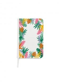 Cuaderno A5 Tropical