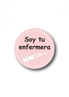 Chapa Enfermera
