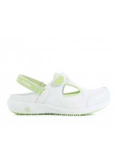 Oxypas Carin Blanco/Verde