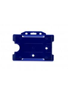 Porta tarjetas Azul Marino