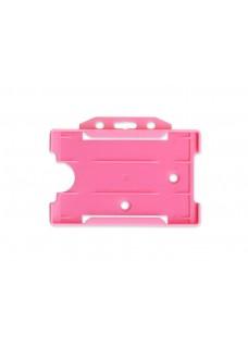 Porta tarjetas Rosa