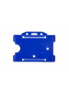 Porta tarjetas Azul