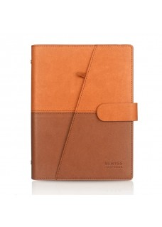 Cuaderno Reusable A5 Marrón