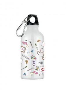 Botella Bidón Símbolos Médicos