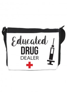 Bolso Bandolera Grande Educated