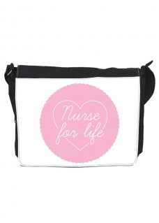 Bolso Bandolera Grande Nurse For Life