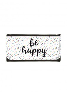 Cartera Monedero Be Happy