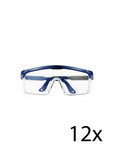 Gafas de protección Hospitrix Azul 12 Unidades