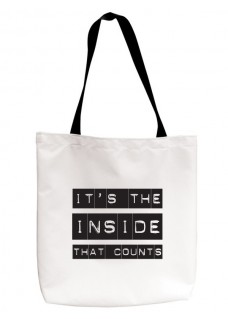 Bolsa Tote Inside Counts