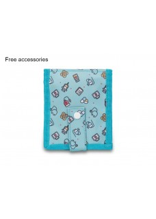 Salvabolsillos Elite Bags KEEN'S Símbolos Verde + accesorios GRATIS
