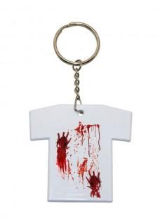 Llavero Camiseta Manchas