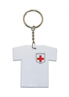 Llavero Camiseta Cruz