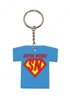 Llavero Camiseta Super Nurse