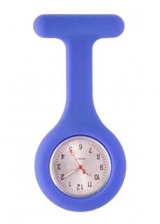 Enfermeras Reloj Estándar Silicona Azul Royal
