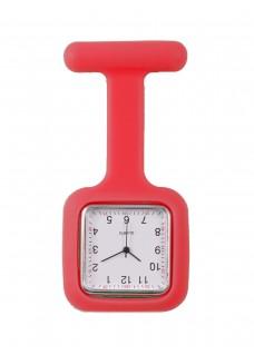 Reloj de enfermera Cuadrado Rojo