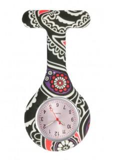 Reloj enfermera Silicona Cachemir