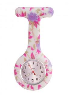 Reloj enfermera Wild Garden