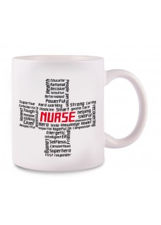 Taza Cross Nurse
