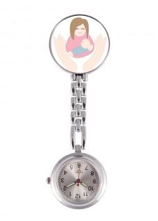 Reloj Enfermera Maternidad