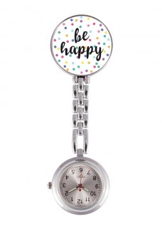 Reloj Enfermera Be Happy