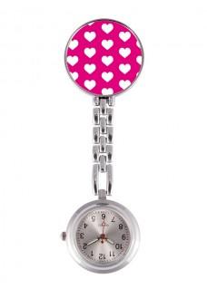Reloj Enfermera Hearts