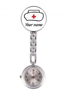 Reloj Enfermera Cofia