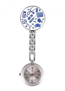Reloj Enfermera Old Blue