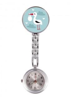 Reloj Enfermera Cigüeña Baby