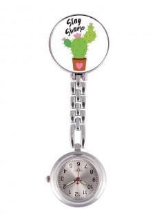 Reloj Enfermera Stay Sharp