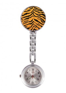 Reloj Enfermera Tigre