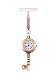 Reloj Llave Tradicional Bronce